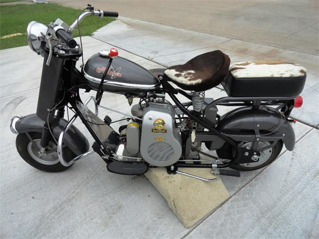 Picture of '57 Motorcycle - OGMA