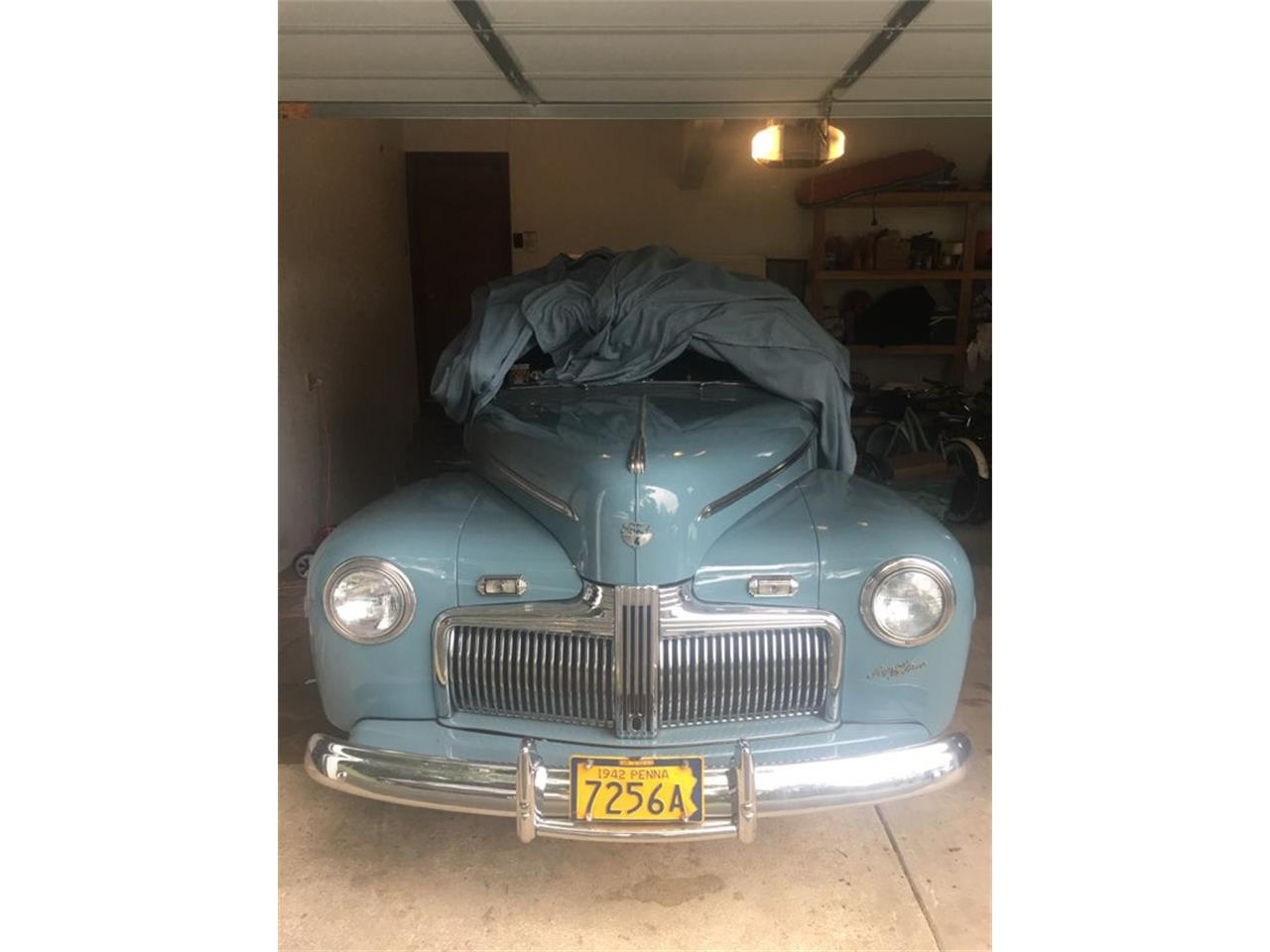 Large Picture of '42 Ford Super Deluxe located in Columbia Pennsylvania - $14,000.00 - OGME