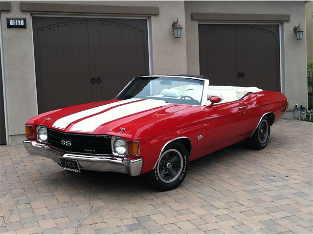 Picture of '72 Chevelle Malibu located in California Offered by a Private Seller - OGMS