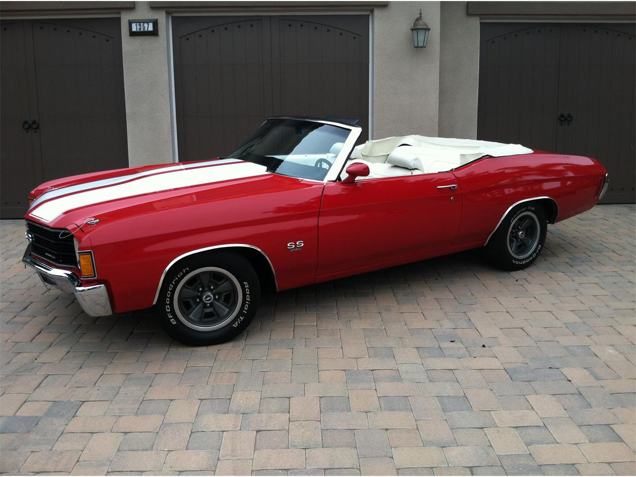 Large Picture of '72 Chevelle Malibu - OGMS