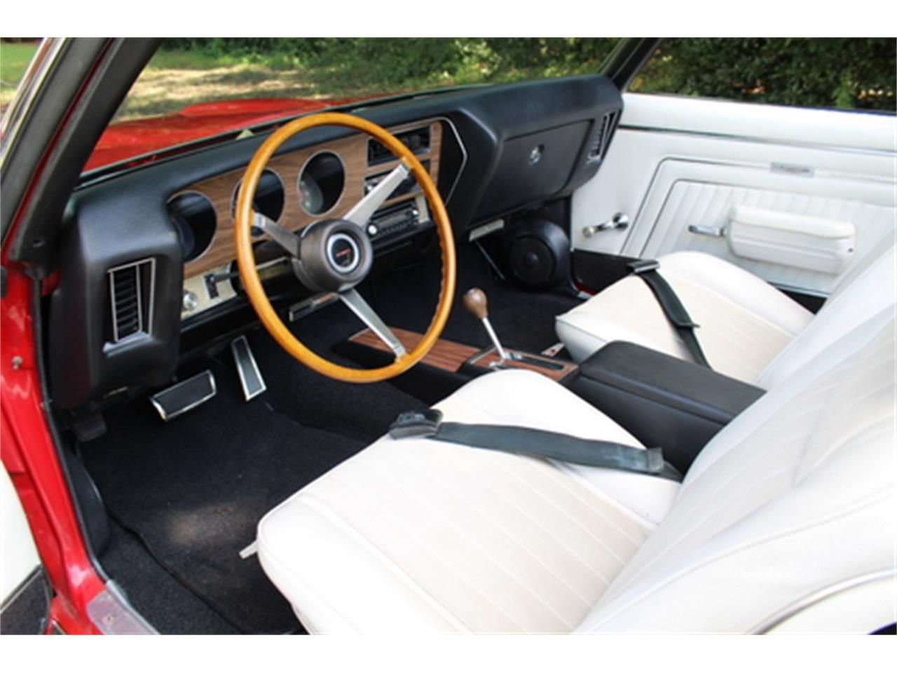 Large Picture of '70 Pontiac GTO - $56,950.00 Offered by Fraser Dante - OGMT