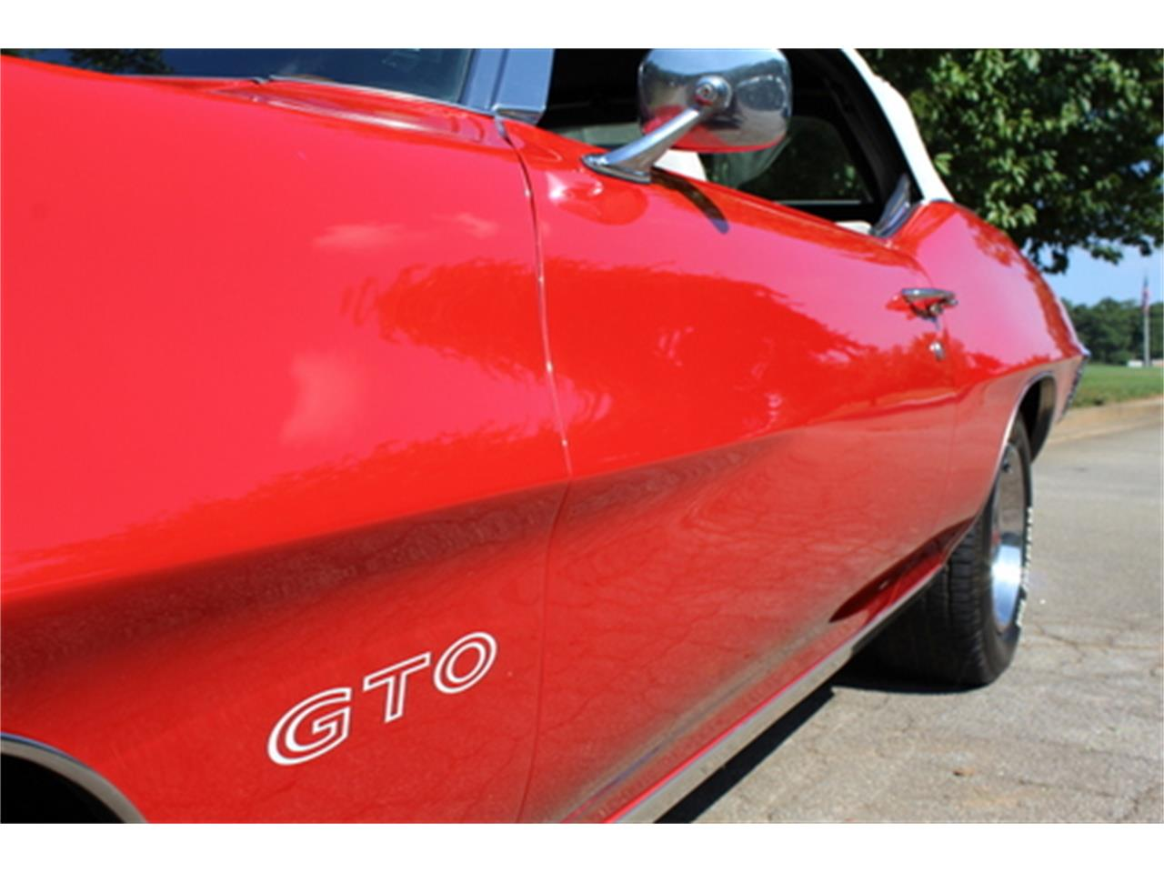 Large Picture of 1970 GTO located in Georgia - OGMT