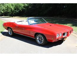 Picture of 1970 Pontiac GTO located in Roswell Georgia - $56,950.00 Offered by Fraser Dante - OGMT