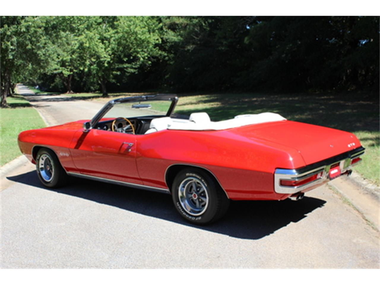 Large Picture of Classic 1970 GTO located in Georgia - $56,950.00 Offered by Fraser Dante - OGMT