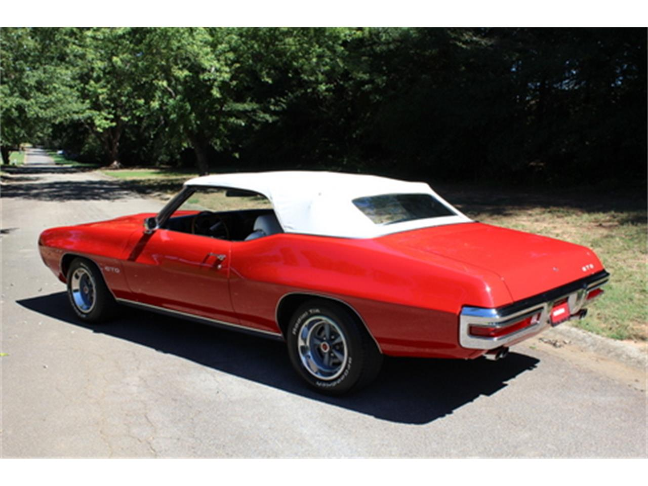 Large Picture of 1970 GTO located in Georgia - $56,950.00 - OGMT