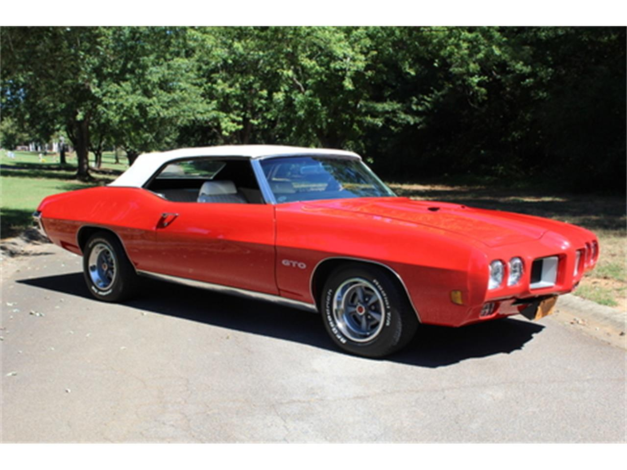Large Picture of Classic 1970 GTO located in Georgia Offered by Fraser Dante - OGMT