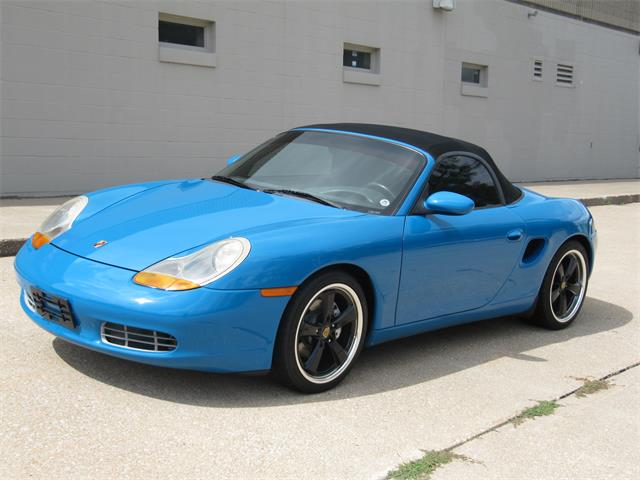 Picture of '97 Boxster - OGN8
