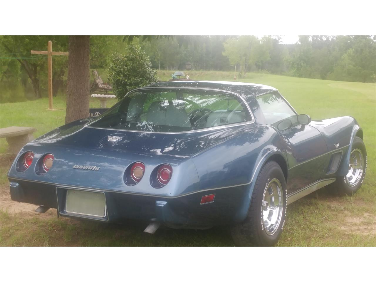Large Picture of '78 Corvette - OGND