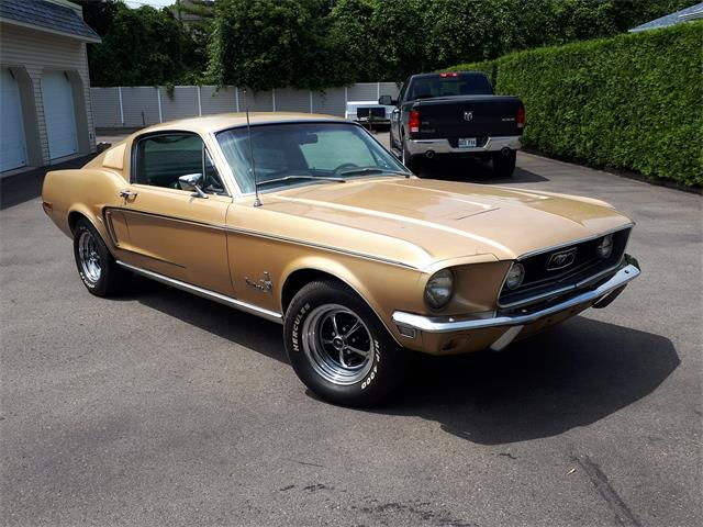 Picture of 1968 Ford Mustang located in Quebec Offered by a Private Seller - OGNF