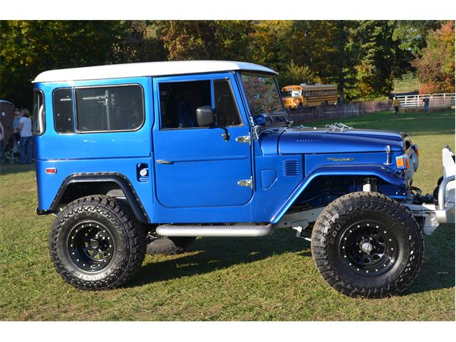 Picture of '75 Land Cruiser FJ - $48,000.00 Offered by a Private Seller - OGNM