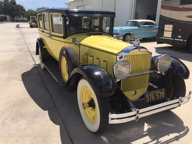 Picture of Classic 1929 Packard Limousine - OGNQ