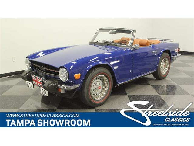 Picture of '75 TR6 - OGOE
