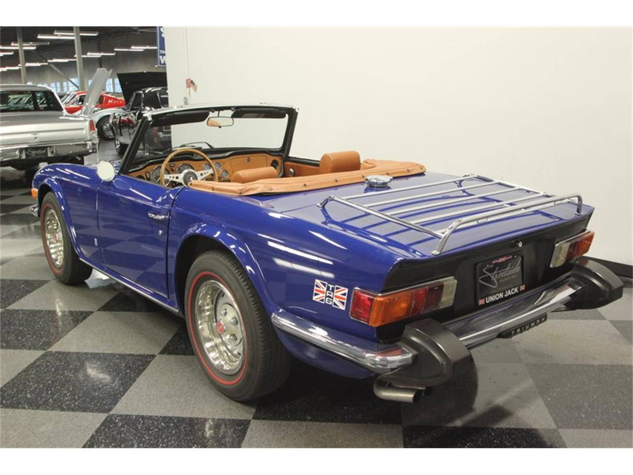 1975 Triumph Tr6 For Sale Classiccarscom Cc 1141358