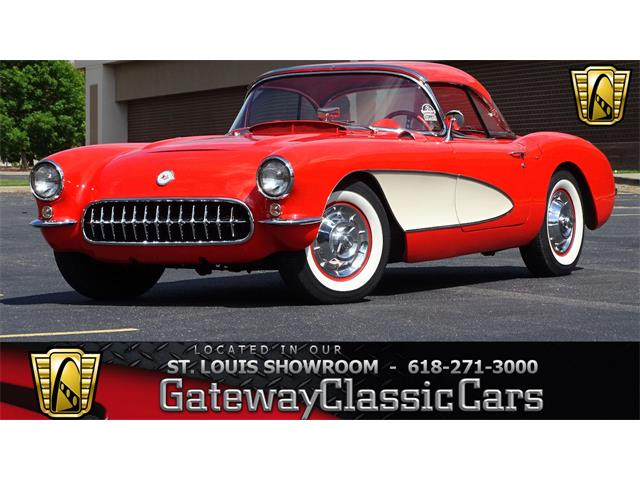 Picture of Classic '57 Corvette located in O'Fallon Illinois Offered by  - OGP2