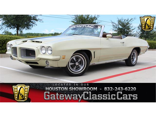 Picture of 1972 Pontiac LeMans located in Houston Texas - $25,995.00 - OGP4