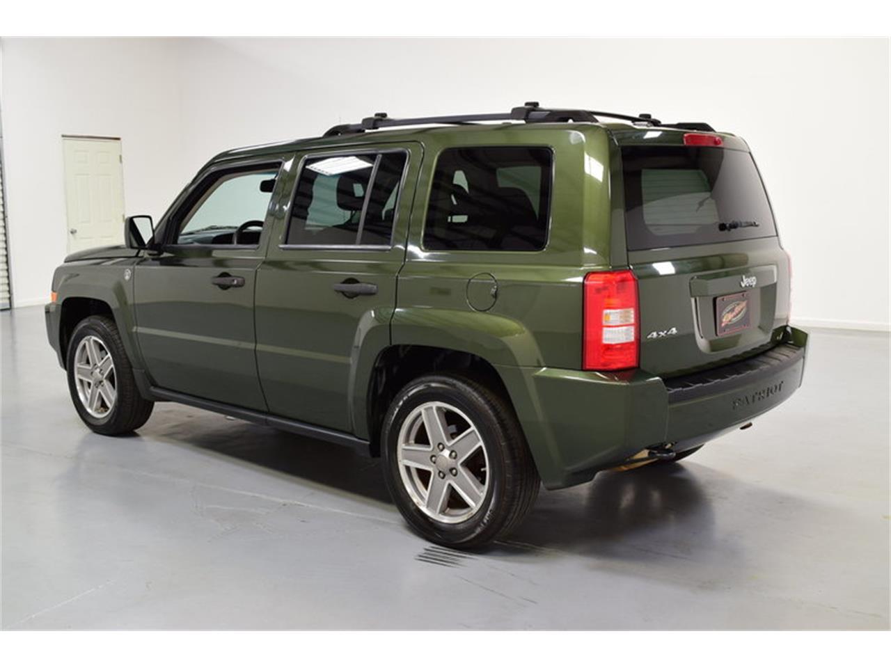 2007 jeep patriot for sale | classiccars | cc-1141391