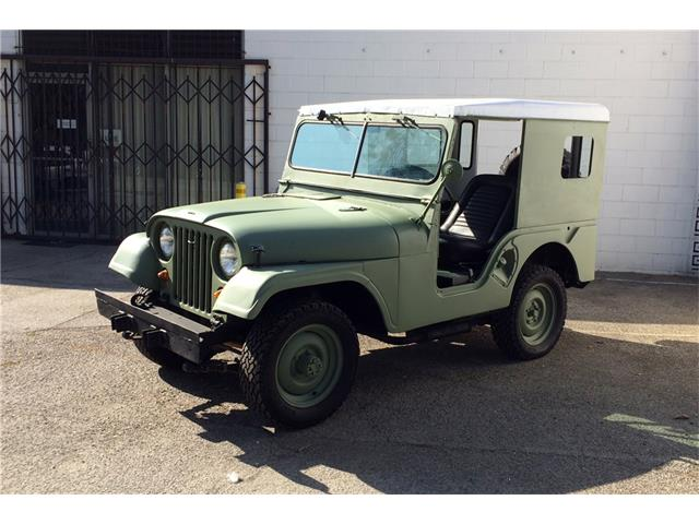 Picture of 1956 Jeep Auction Vehicle Offered by  - OGPH