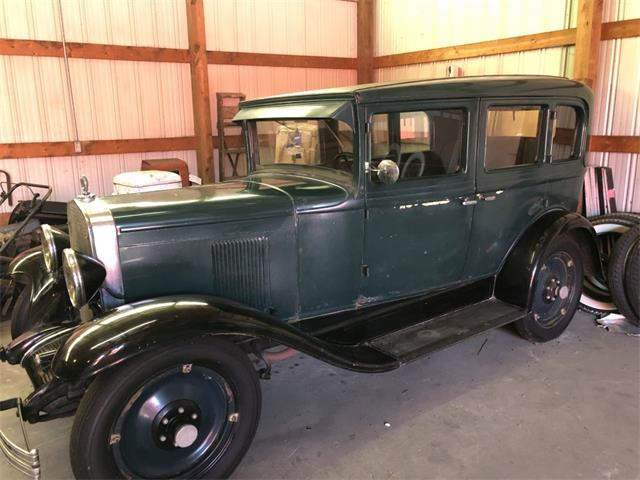 Picture of '29 Sedan w/ Adjustable Drivers Seat - OFN2