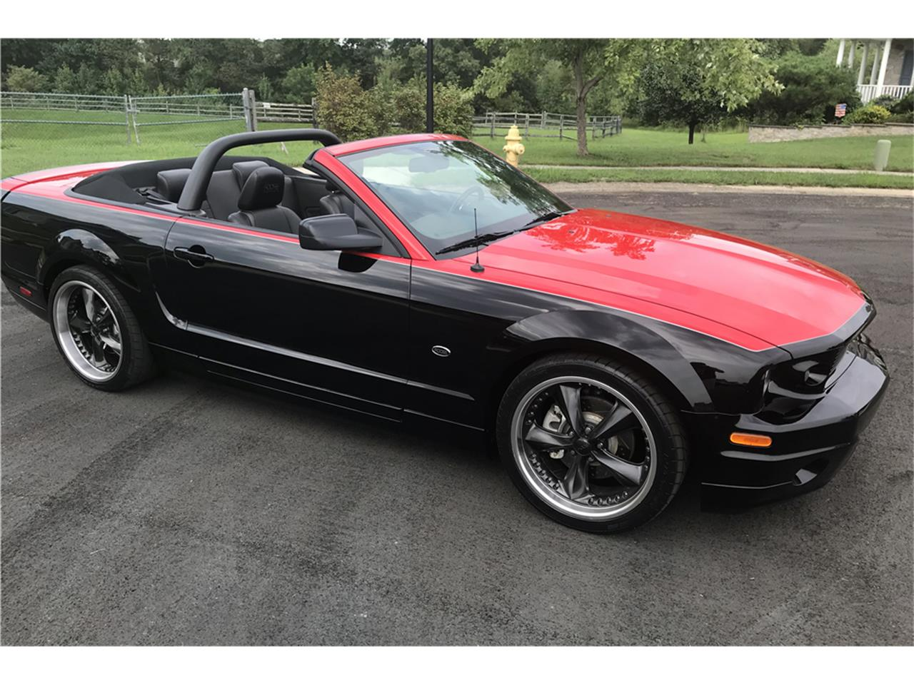 Large picture of 07 ford mustang gt located in nevada auction vehicle offered by barrett