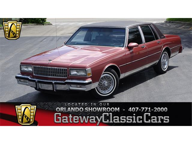 Picture of '87 Caprice - OGQ6