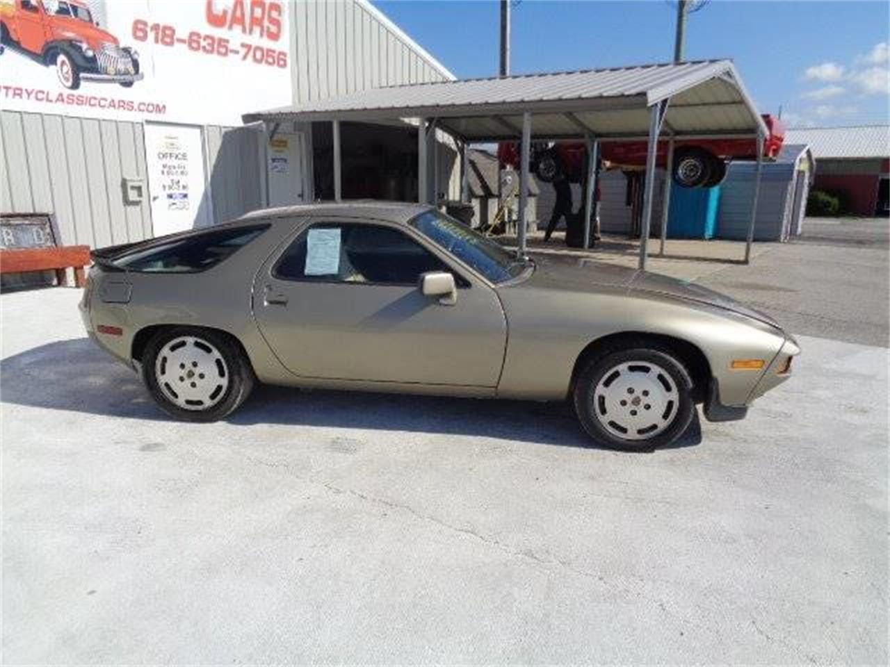 Large Picture of 1986 Porsche 928 Offered by Country Classic Cars - OFQN