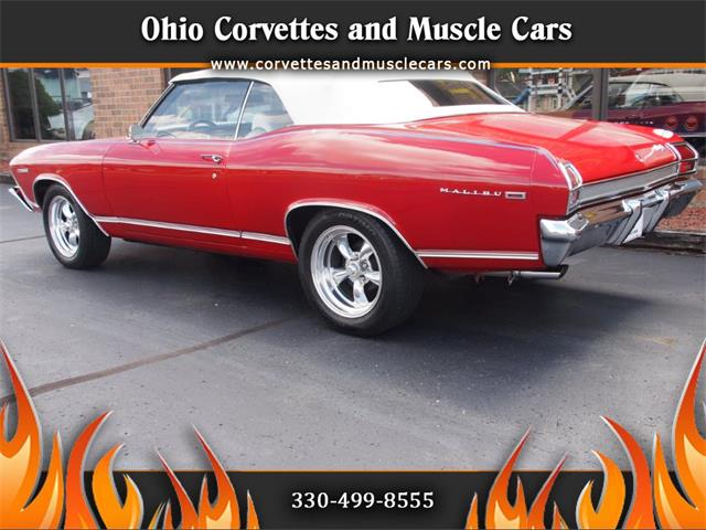 Picture of '69 Malibu located in Ohio - $39,500.00 Offered by  - OFQS