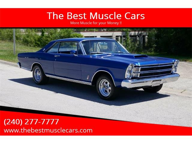 Picture of '66 Galaxie - OGSA