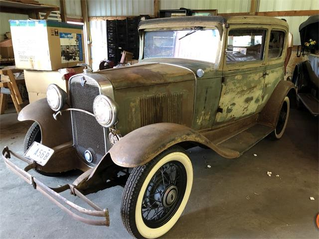 CC-1140015 1931 Chevrolet 2 Door 5 Passenger Coupe