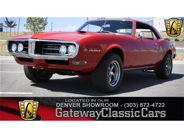 Picture of Classic '68 Firebird - $42,595.00 - OFQU