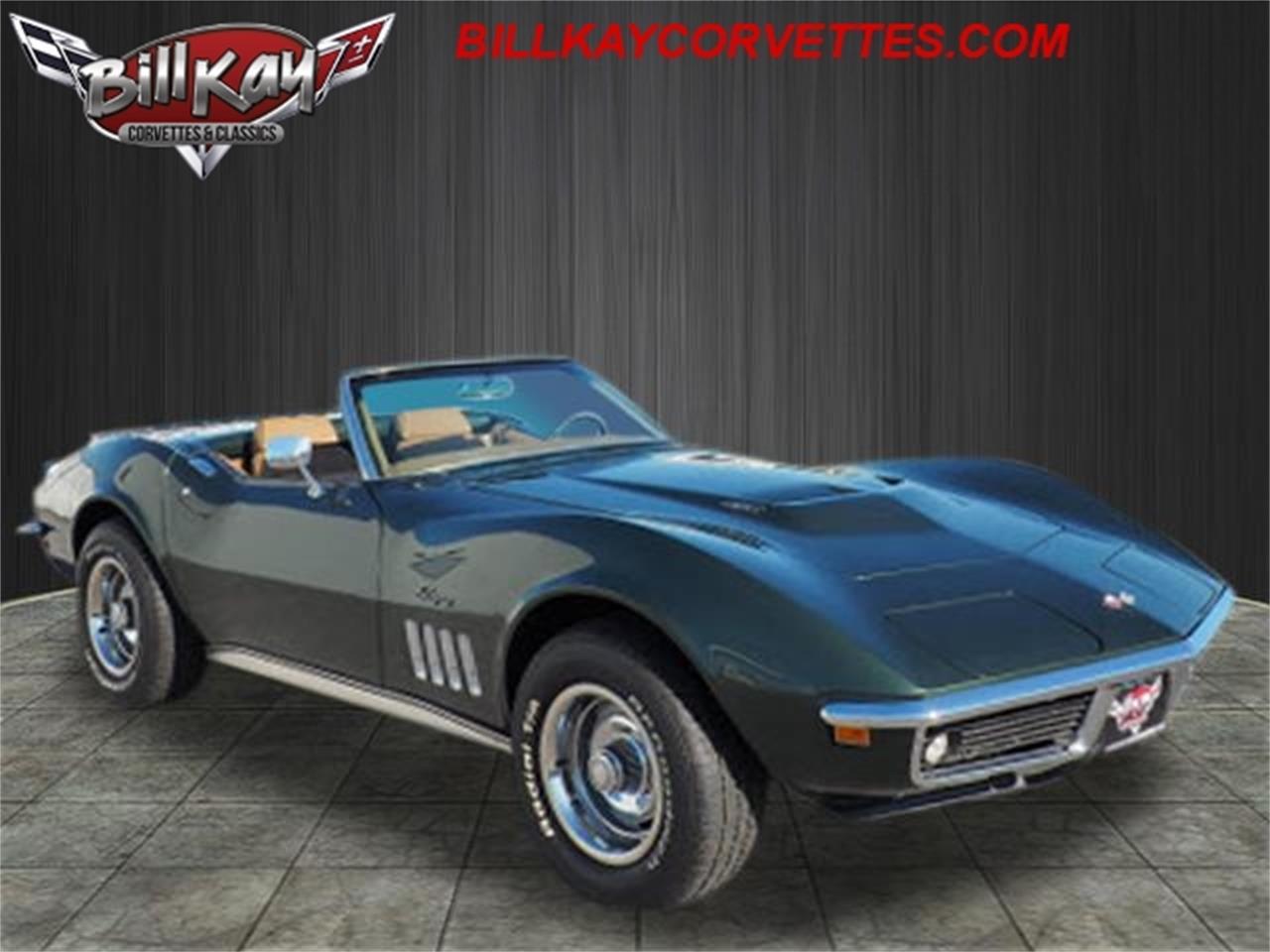 1969 Chevrolet Corvette Stingray For Sale Classiccars Com Cc 1141508