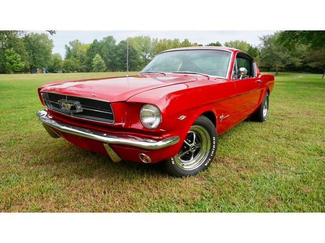 Picture of '65 Mustang - OGTY