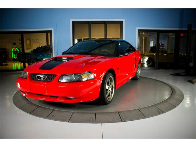 2001 Ford Mustang