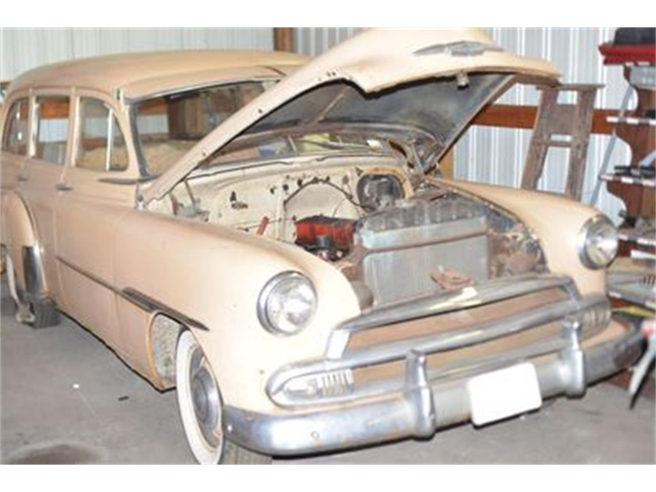 Large Picture of '51 Station Wagon - OFN4