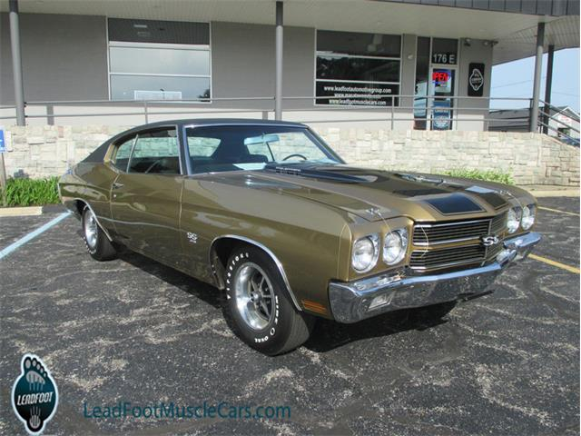 Picture of '70 Chevelle SS - OGW8