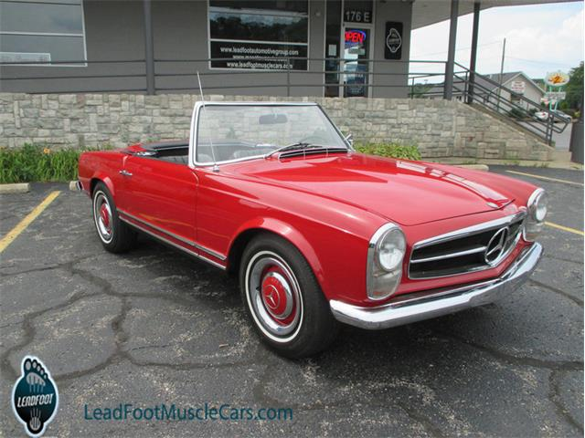 Picture of '67 230SL - OGWA