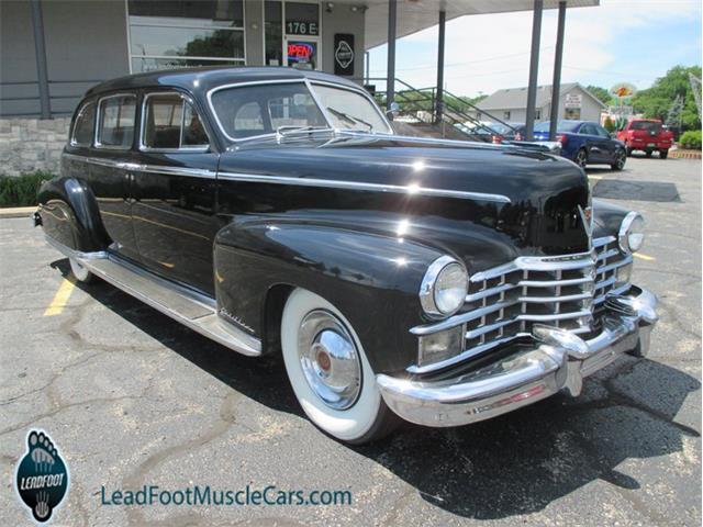 Picture of '47 Limousine - OGWI