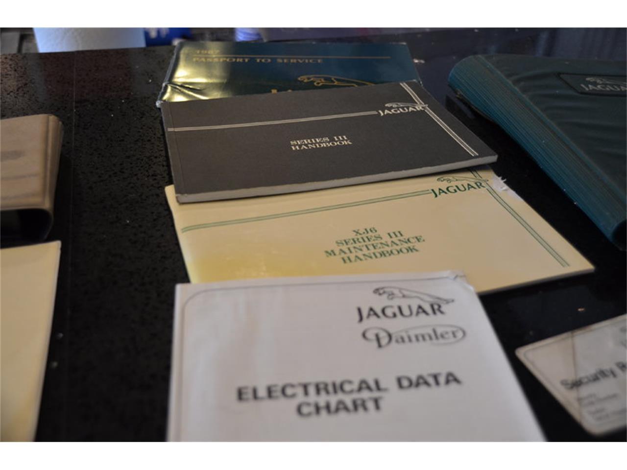 1987 Jaguar Xj6 For Sale Cc 1141652 Wiring Diagram Large Picture Of 87 Ogwk