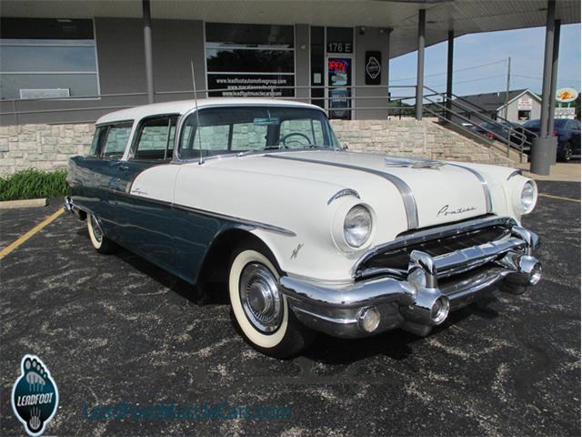 Picture of '56 Pontiac Safari located in Michigan - OGWP