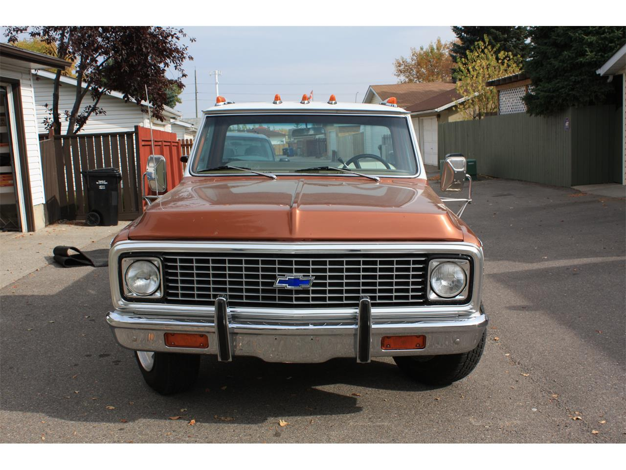 Large Picture of Classic 1971 Chevrolet Cheyenne - OGWQ