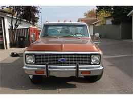 Picture of Classic 1971 Chevrolet Cheyenne located in Alberta Offered by a Private Seller - OGWQ