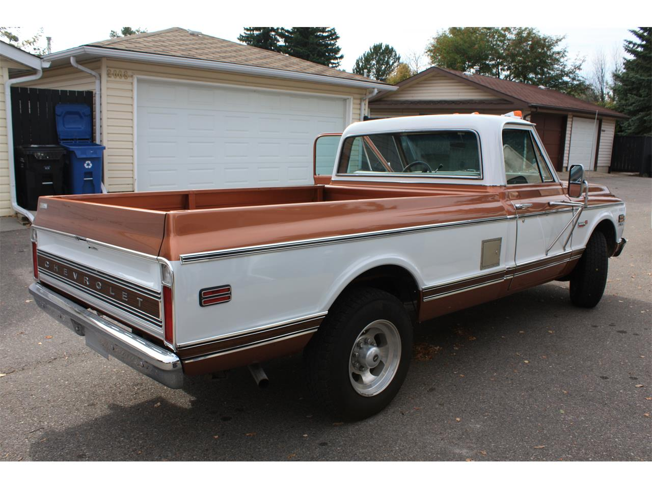 Large Picture of Classic 1971 Chevrolet Cheyenne located in Alberta Offered by a Private Seller - OGWQ