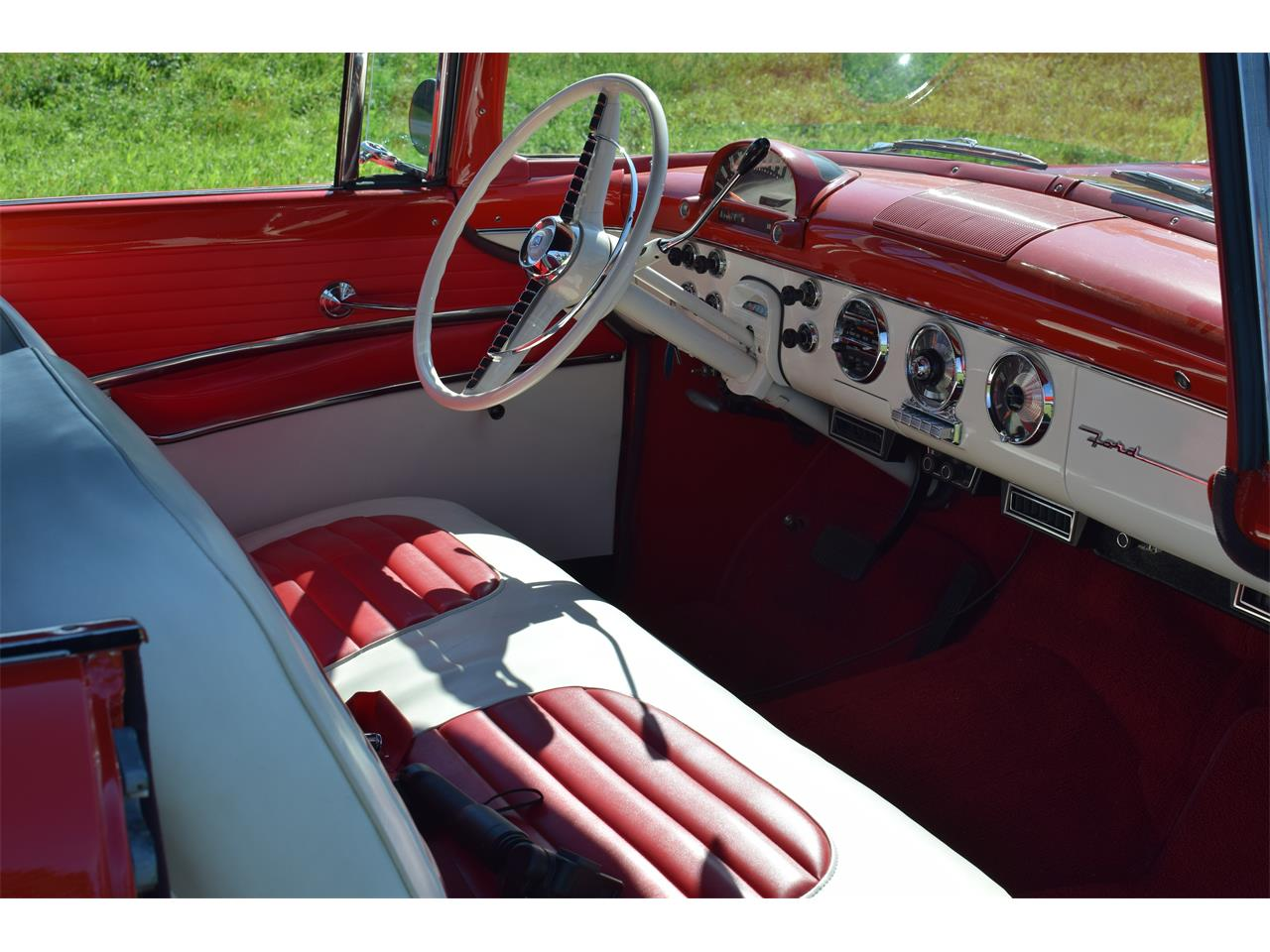 Large Picture of 1955 Sunliner located in Watertown Minnesota - $45,000.00 Offered by Hooked On Classics - OGX1