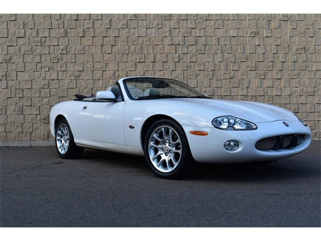Picture of '02 XK8 located in Wallingford Connecticut - $15,999.00 - OGXC