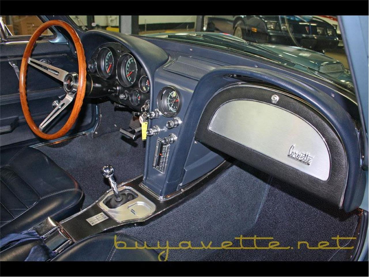 Large Picture of '66 Corvette - OFRE