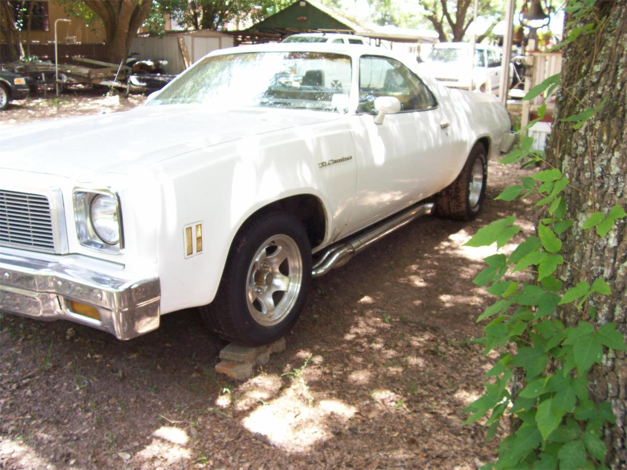 Large Picture of '76 El Camino - OGY0