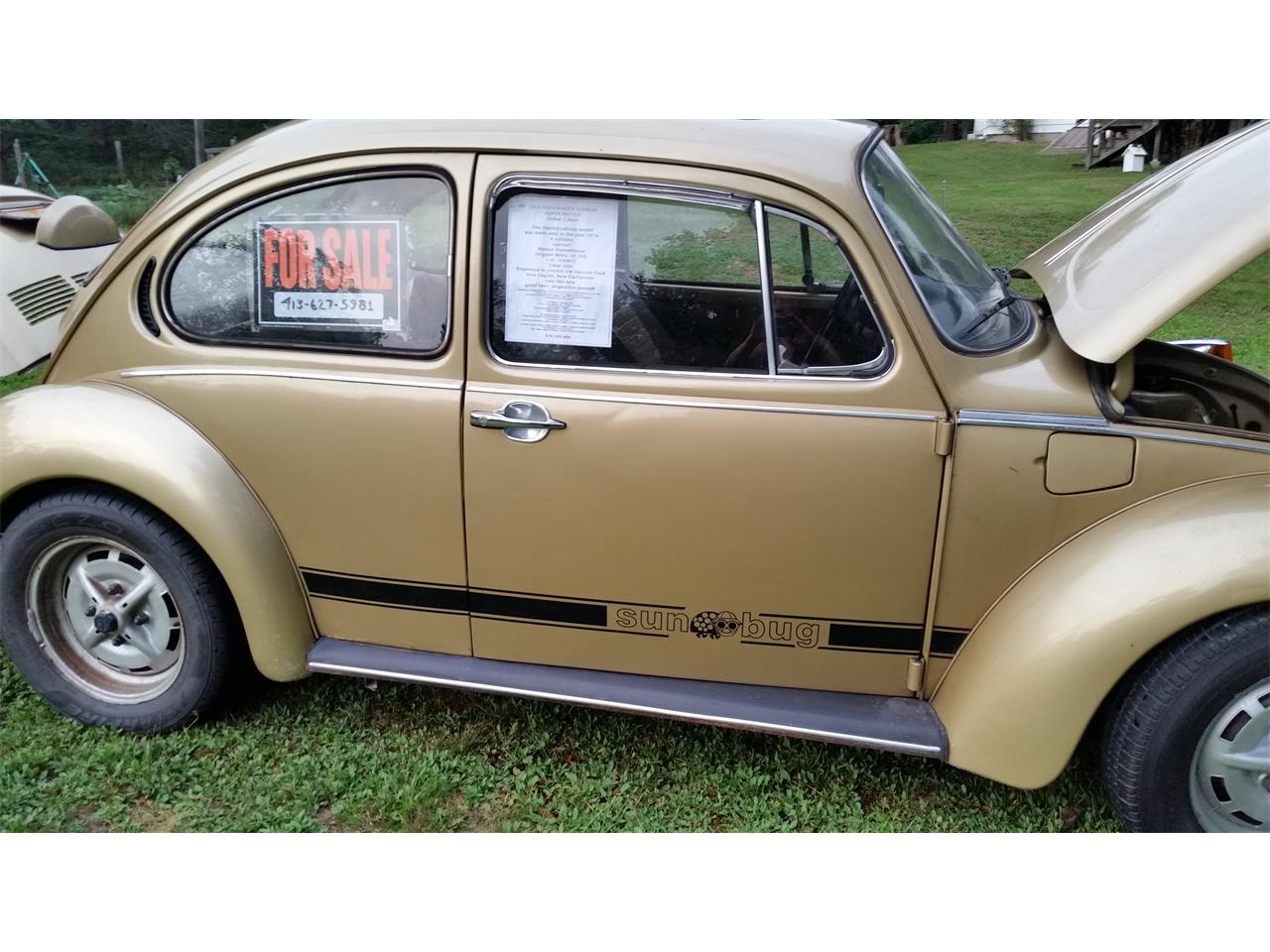 Large Picture of '74 Super Beetle - OGY2