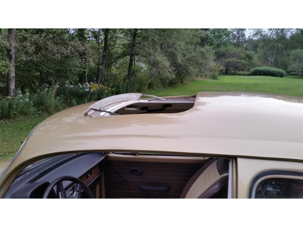 Large Picture of 1974 Volkswagen Super Beetle Offered by a Private Seller - OGY2