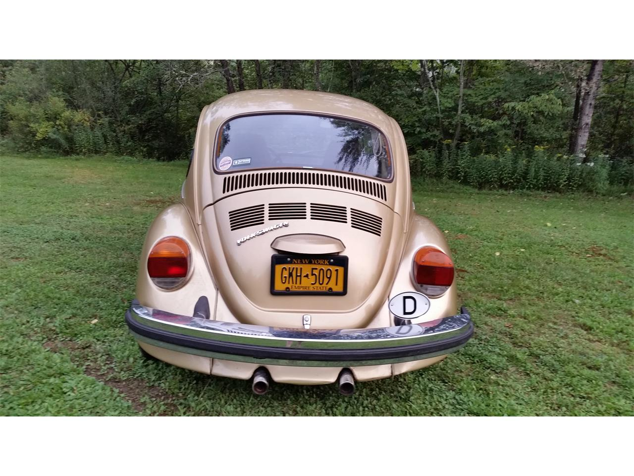 Large Picture of '74 Volkswagen Super Beetle Offered by a Private Seller - OGY2
