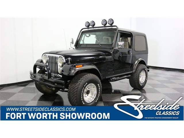 Picture of '84 CJ7 located in Ft Worth Texas Offered by  - OGY8