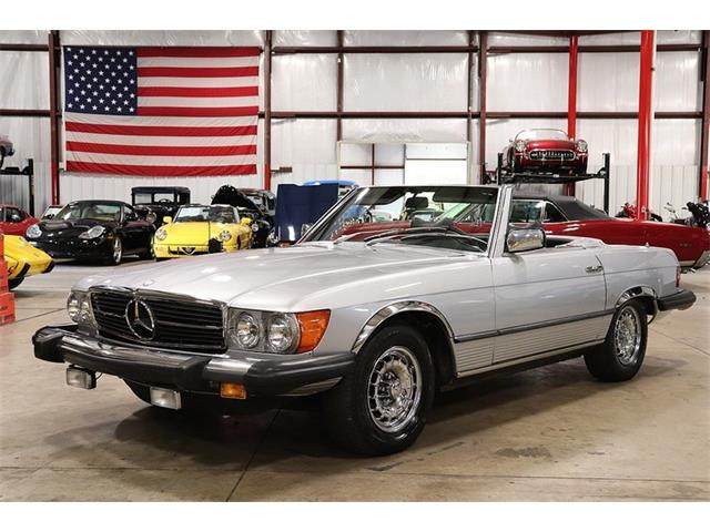 Picture of '78 450SL - OGYC